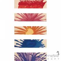 Плитка FAP FOR LOVE FLOWERS LISTELLO MIX 5