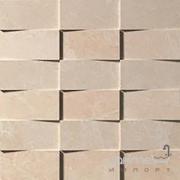 Плитка керамическая мозаика FAP SUPERNATURAL 3D CREMA MOSAICO fKDJ