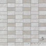 Плитка керамическая мозаика FAP SUPERNATURAL CHECK ARGENTO MOSAICO fKDE