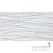 Плитка керамическая декор FAP SUPERNATURAL ONDA ARGENTO INSERTO fKD3