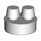 Вентиляционный клапан d110 AlcaPlast APH110