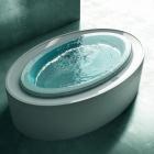 Гидромассажная ванна Treesse FUSION SPA 231 DA INTERNO (ghost system) V864H