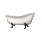 Ванна отдельностоящая Galassia Meg11 8496 (белый глянцевый)