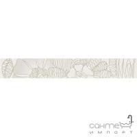 Плитка Kwadro Ceramika Libretto Bianco Listwa 4,8 x 33,3
