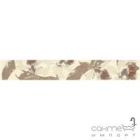 Плитка Kwadro Ceramika Milek Beige Listwa Drukowana 4,8 x 33,3