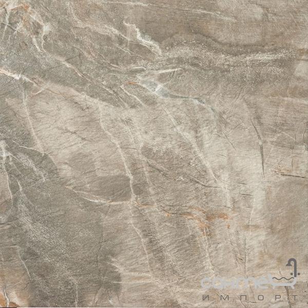 abk Плитка керамическая ABK Fossil STONE STONE BROWN NAT. FSN24150