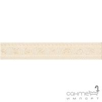 Плитка керамическая бордюр Acif BELLE EPOQUE LIST. PALACE AVORIO. 968B1B
