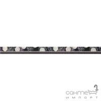 Плитка керамическая бордюр Acif ICONS LISTELLO KATE REGLISSE L924B9C