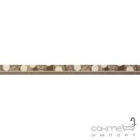 Плитка керамическая бордюр Acif ICONS LISTELLO KATE TABAC L924B6C