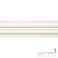 Плитка керамическая бордюр Acif ICONS FASCIA CLASSIQUE LAIT F94250N