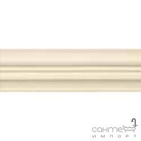 Плитка керамическая бордюр Acif ICONS FASCIA CLASSIQUE CREME F94251N