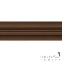 Плитка керамическая бордюр Acif ICONS FASCIA CLASSIQUE CHOCOLAT F94256N