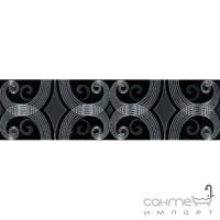 Плитка керамическая бордюр Acif ICONS FASCIA TWIGGY REGLISSE F934B9B
