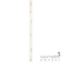 Плитка керамическая бордюр Acif POEME RAMAGE LIST NEIGE RETT 92286RA