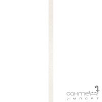 Плитка керамическая бордюр Acif POEME LUMIERE LIST NEIGE RETT 92280RD