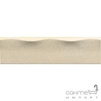 Плитка керамическая бордюр Capri I TRAVERTINI V-CAP TRAVERTINO BEIGE