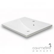 Раковина мебельная Fancy Marble Amelia 60x46 белая 0706101