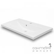 Раковина мебельная Fancy Marble Elina 70x35 белая 0507101