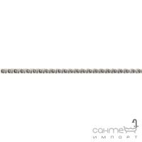 Плитка керамическая фриз Pilch Amelia Kaleydos 10 srebrny 30x1