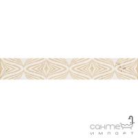 Плитка керамическая фриз Fanal DAINO REAL CREMA CENEFA