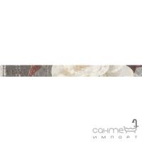 Плитка керамическая фриз Fanal LUXE LISTON WHITE FLOR