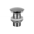 Донный клапан pop-up 1''1/4, удлиненный 4 см без перелива Fantini 91 02 9511 Хром