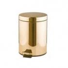 Урна для мусора Glionna Bagno CLEN/223 бронза/золото