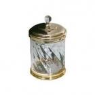 Урна для мусора Glionna Bagno CLEN/222 золото