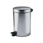 Урна для мусора Glionna Bagno SHE/223 нержавеющая сталь