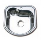 Кухонная мойка из нержавеющей стали Formix №9 FM4948 ST матовый хром