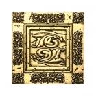 Плитка для пола декор вставка Moneli Decor MOLDUR 1130
