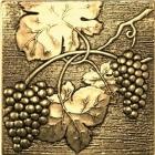 Плитка для пола декор вставка Moneli Decor UVAS 1329