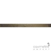 Плитка керамическая фриз TotalGres MARFIL WAVES ORO