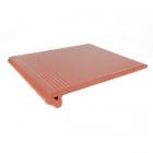 Напольное покрытие ступень Grestejo Red 30x34