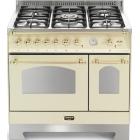Газовая плита, 2 электрические духовки Lofra Dolcevita 90 Double Oven RBID96MFTE/Ci WHITE IVORY/BRONZE