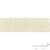Плитка керамическая фриз HALCON CERAMICAS Boston Gold list (Argenta)