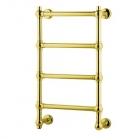 Электрический полотенцесушитель Bugnatese REVDO185 720x480 золото, левосторонний