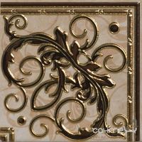 Плитка керамическая фриз угол GEOTILES D.Jadore marfil