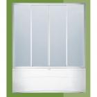 Душевая шторка для ванной Artemis Ниобе 170 (стекло)