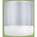 Душевая шторка для ванной Artemis Аква (полистирол)