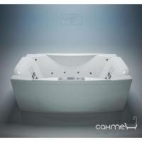 Гидромассажная ванна WGT Feeling Up комплектация Easy+Hydro&Aero+озон