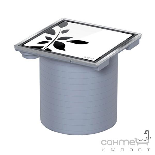 aco Верхняя часть душевого трапа для решеток из стекла ACO ShowerPoint 5141.38.00 без фланца