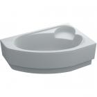 Асимметричная акриловая ванна SWAN Leoni (правая) R.02.170.110