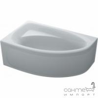 Асимметричная акриловая ванна SWAn Ella (левая) l.06.160.100