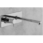 Смеситель для раковины настенный 220 мм Meridiana EOBA 0441 SX/DX