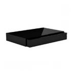 Полочка-ящик деревянная лакированная Glass Design Sintesi L.80 SINCA80ХХХ