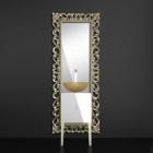 Комплект для ванной комнаты Glass Design Monnalisa Prestige Venice40 PRBPLPLVNOAFITF4