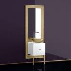 Комплект для ванной комнаты Glass Design Monnalisa Florence Mosaic FLBFOFOMSFOSFTF3
