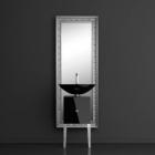 Комплект для ванной комнаты Glass Design Monnalisa Florence Collier FLNFAFACOLDLTF4