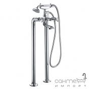 Напольный смеситель для ванны Imprese Cuthna Н-10280 Stribro